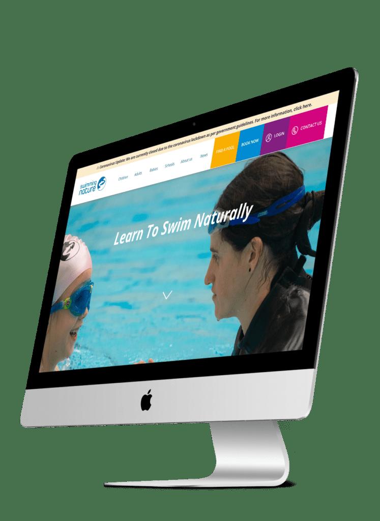Swimming Nature on Mac
