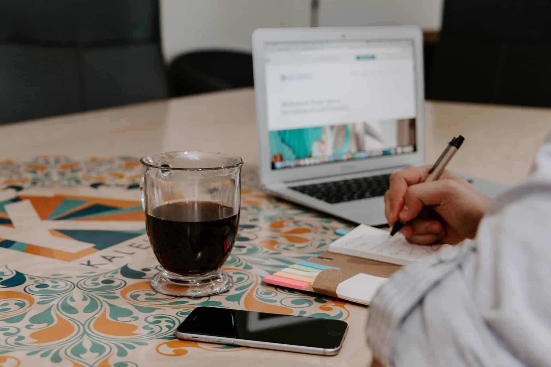 digital marketing brainstorming